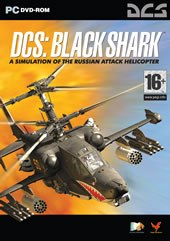 Car�tula oficial de DCS: Black Shark PC