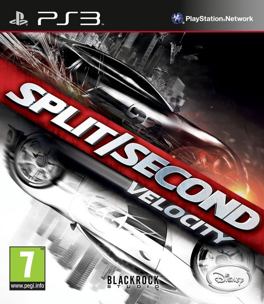 Car�tula de Split Second