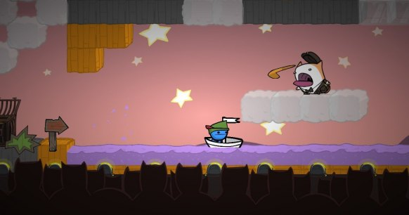 BattleBlock Theater an�lisis
