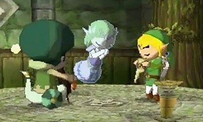 Legend of Zelda: Spirit Tracks DS
