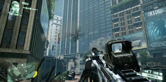 Crysis 2 análisis