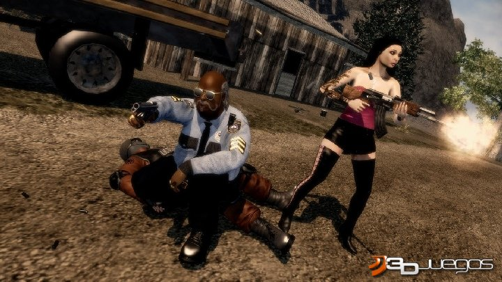 Saint's Row 2 Ultor Exposed - An�lisis