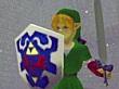 El escudo de Link en The Legend of Zelda se hace realidad