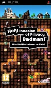 Holy Invasion of Privacy, Badman!