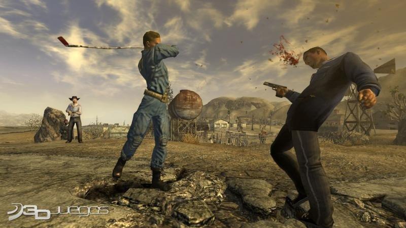 Fallout New Vegas - An�lisis