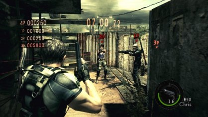 Resident Evil 5 Versus (PlayStation 3)