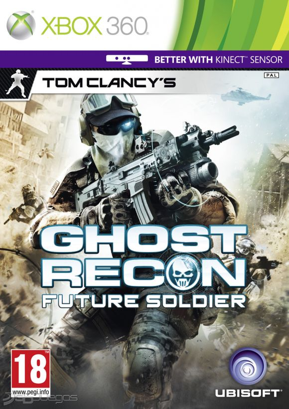 Ghost Recon Future Soldier RIP-PROPIO RGH-JTAG PU-UP