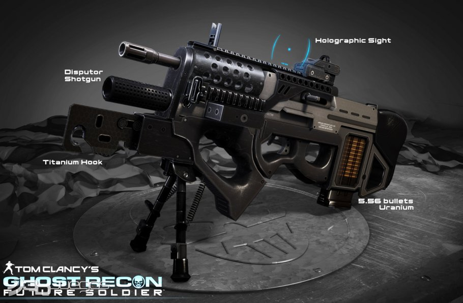 Ghost Recon Future Soldier: Entrevista Ubisoft Montreal - PC
