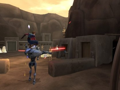 Star Wars The Clone Wars: H&eacute;roes Wii