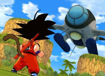 Dragon Ball Revenge of Piccolo (Nintendo Wii)