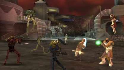 Star Wars Battlefront Elite: Avance