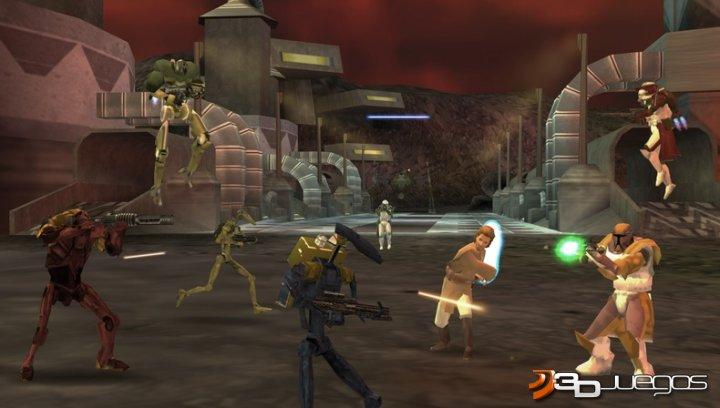 Star Wars Battlefront Elite - Avance