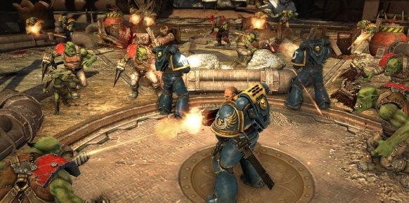 Warhammer 40K Space Marine: Impresiones Gamescom 2010