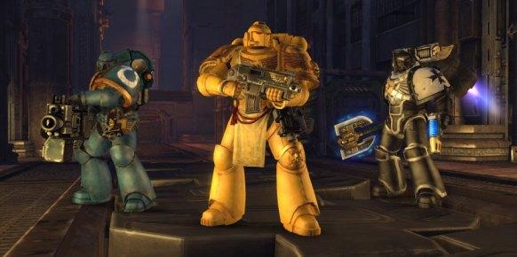 Warhammer 40K Space Marine (PlayStation 3)
