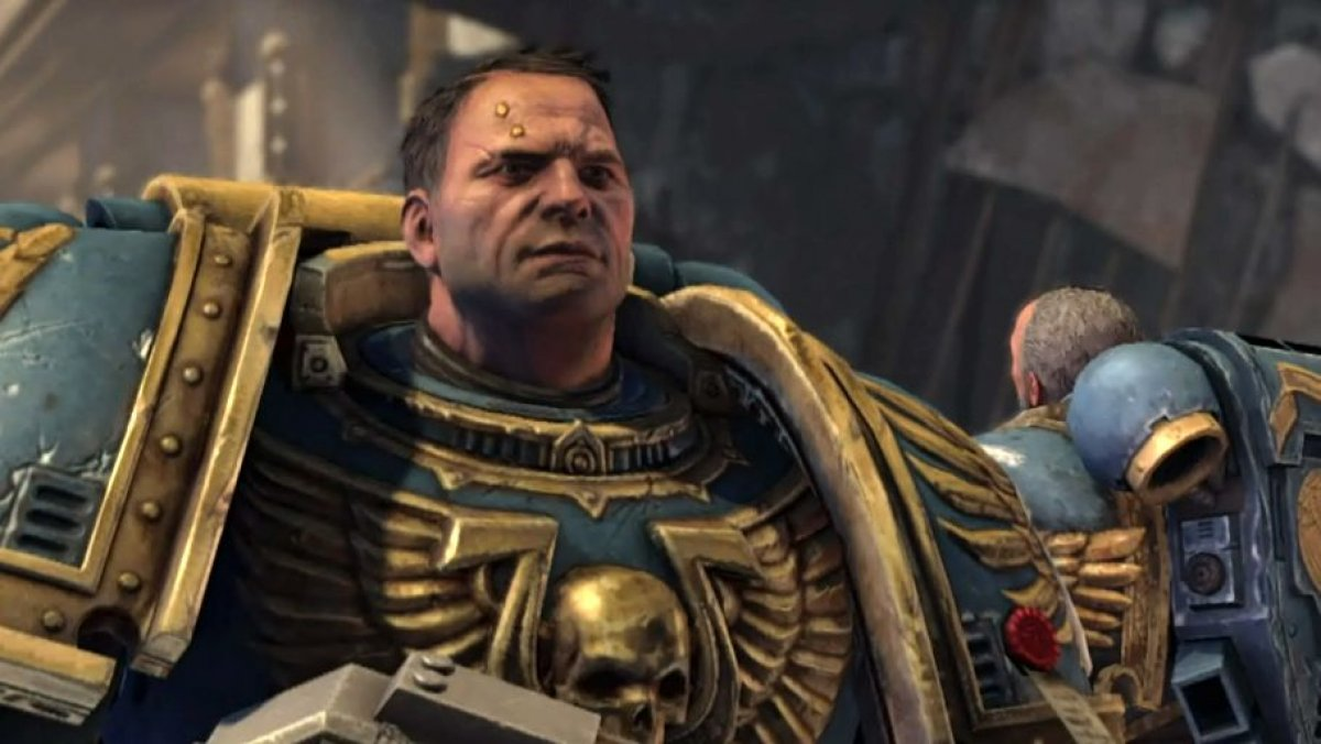 Галерея - warhammer 40,000: space marine - square faction