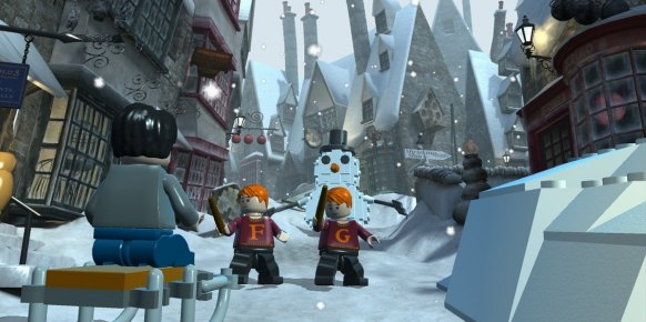 Lego Harry Potter Años 1-4 an�lisis