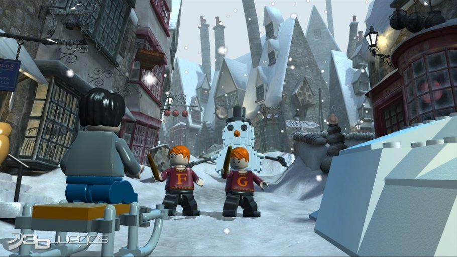 Lego Harry Potter Años 1-4 - An�lisis