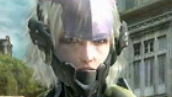 Video Metal Gear Rising: Revengeance, MGS4 Raiden Armor (DLC)