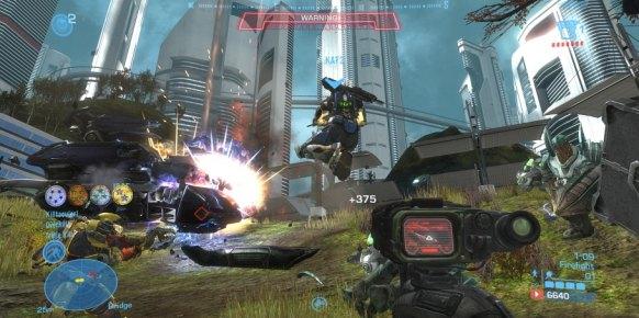 Halo Reach: Impresiones E3 2010