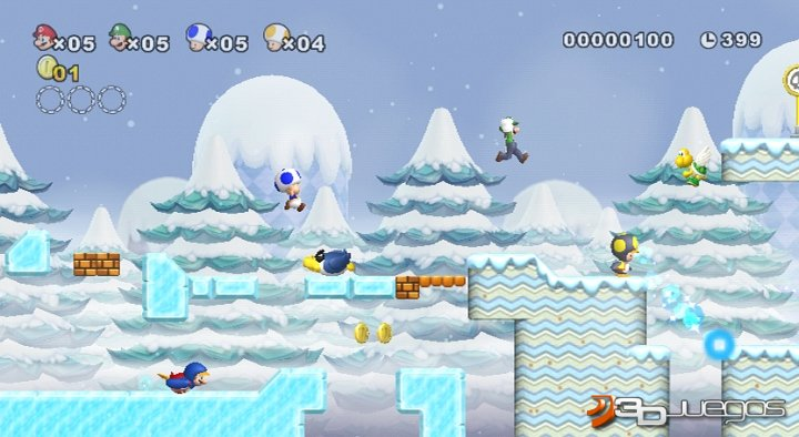 New Super Mario Bros - Impresiones E3 09