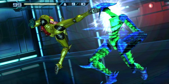 Metroid Other M (Nintendo Wii)