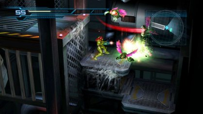 Metroid Other M: Impresiones Nintendo Gamer's Summit