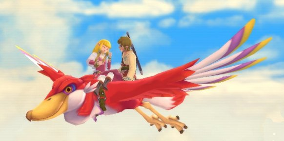 Zelda: Skyward Sword Wii