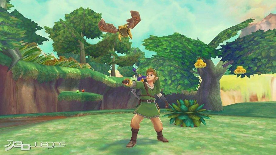 Zelda Skyward Sword - Impresiones jugables E3 2010