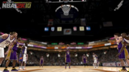 NBA 2K10 (PlayStation 3)