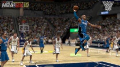 NBA 2K10 an�lisis