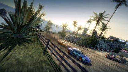 Burnout Paradise Big Surf Island (Xbox 360)