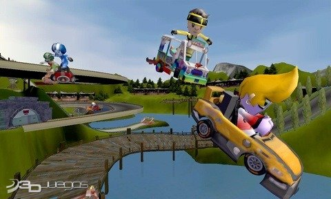 ModNation Racers - Primer contacto