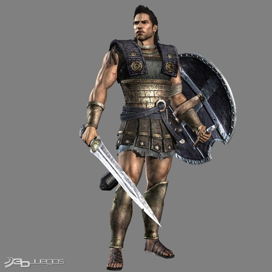 Warriors Legends Of Troy Part 1: Warriors Legends Of Troy Para PS3