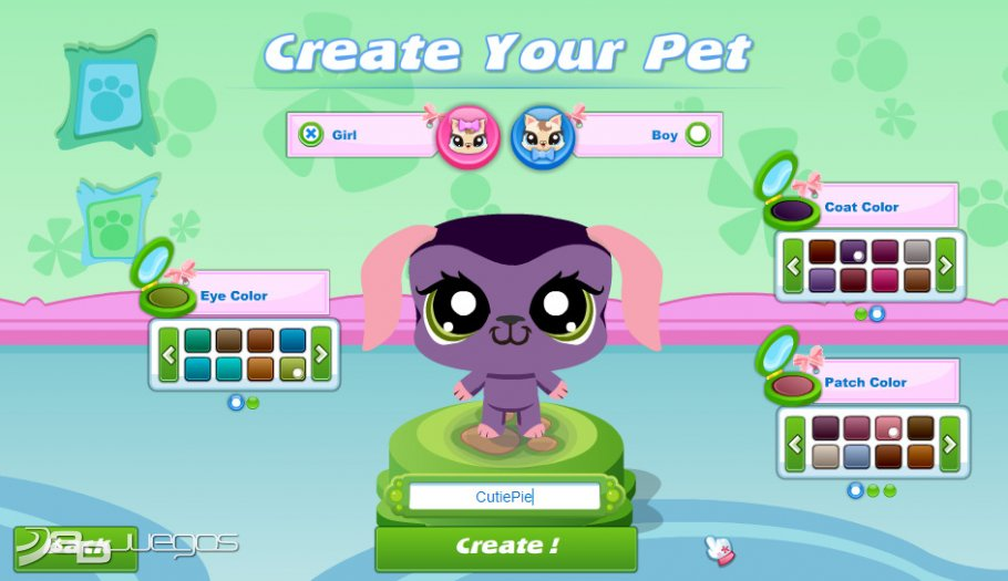 im genes de littlest pet shop online para web 3djuegos. Black Bedroom Furniture Sets. Home Design Ideas