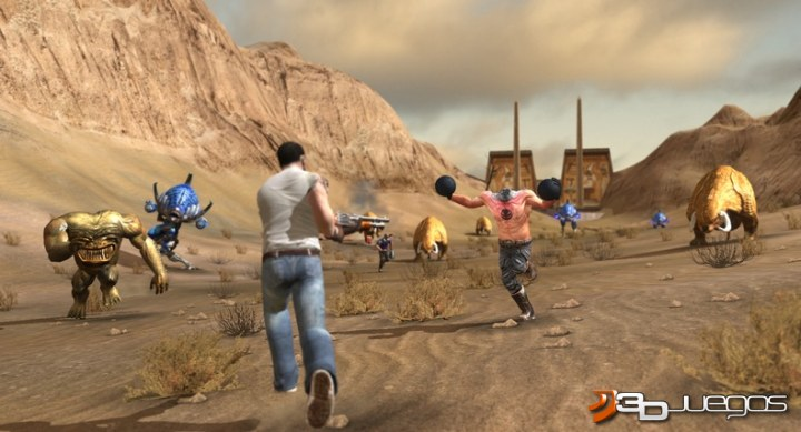 Serious Sam HD - An�lisis