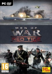 Car�tula oficial de Men of War: Red Tide PC