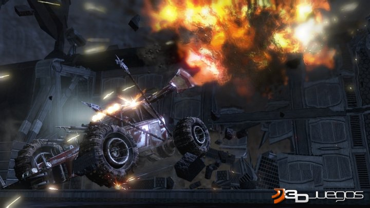 Red Faction Guerrilla Badlands - An�lisis
