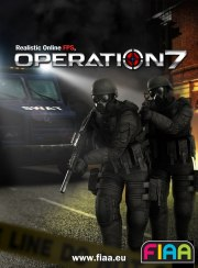 Car�tula oficial de Operation 7 PC