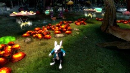 Alicia en el País de las Maravillas (Nintendo Wii)