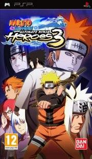 Naruto: Ultimate Ninja Heroes 3