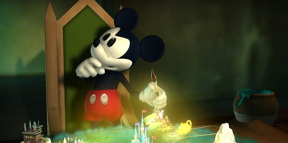 Epic Mickey an�lisis