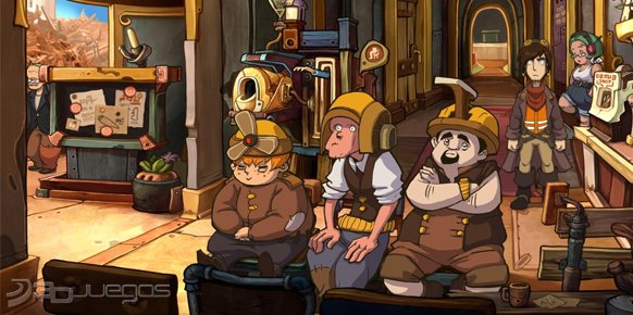 Deponia - An�lisis