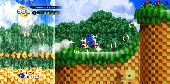 Sonic 4 Episode 1 an�lisis