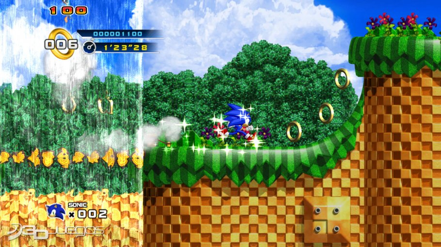 Sonic the Hedgehog 4 Episode 1 - An�lisis