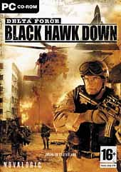 Car�tula oficial de Delta Force: Black Hawk Down PC