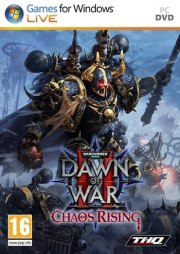 Car�tula oficial de Dawn of War 2: Chaos Rising PC