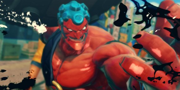 Super Street Fighter IV an�lisis