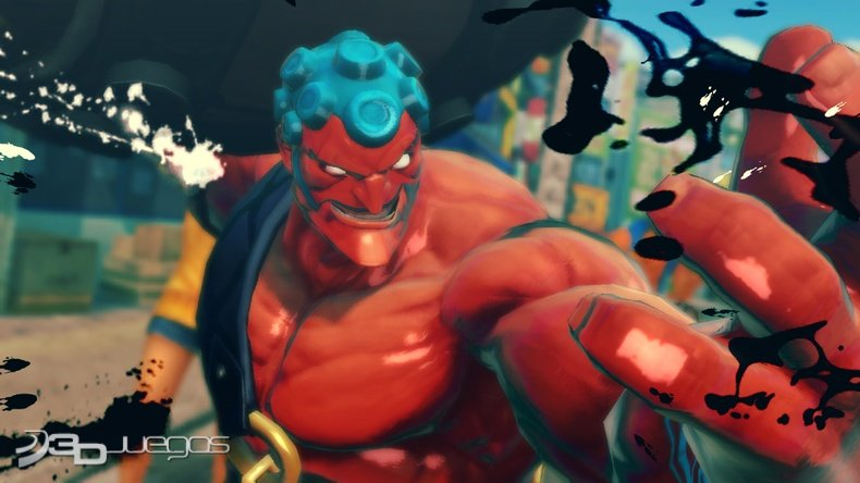 Super Street Fighter IV - An�lisis