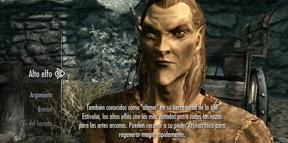 The Elder Scrolls V Skyrim (PlayStation 3)