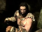 Vdeo The Elder Scrolls V: Skyrim: Gameplay: El Campamento